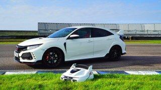 Honda představila další Type R. Je to ostrá sekačka!