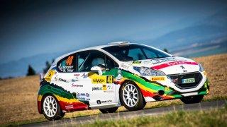 Peugeot Rally Cup míří na nejstarší rallye v ČR
