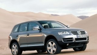 Volkswagen Touareg (2002-10