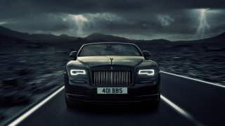 Rolls-Royce Dawn Black Badge 3