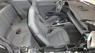 Porsche 911 interiér 3