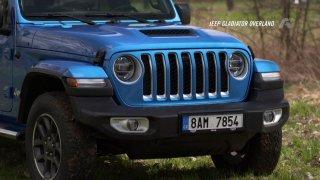Recenze Jeepu Gladiator Overland