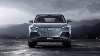 Audi Q4 e-tron concept 4