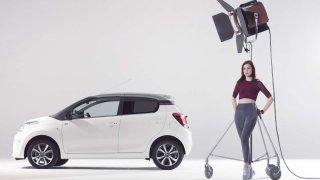 """Hravý Citroën C1 má speciální edici """"Urban Ride"""""""