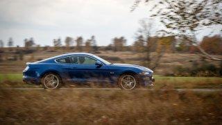 Ford Mustang jízdní 3