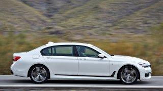 BMW řady 7 2016