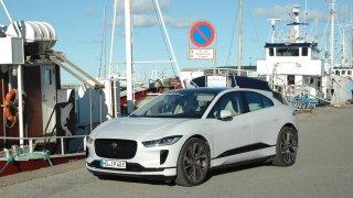 Jaguar I-Pace exterier 3