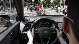 Asistenční systémy ve vozidle