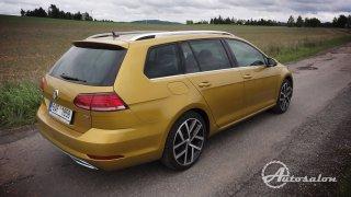 VW Golf Variant 1,5 TSI