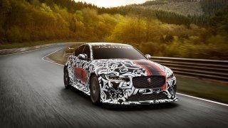 Nejsilnějším Jaguarem bude překvapivě malý sedan X