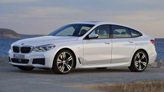 BMW řady 6 Gran Turismo dostane nový základní motor