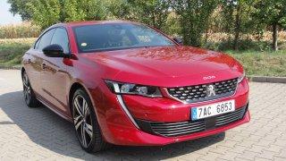 Peugeot 508 exteriér 2