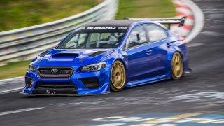 Subaru vybojovalo rekord. Má oficiálně nejrychlejší sedan