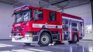Pražští hasiči dostanou od města 10 nových vozidel