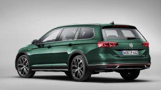 Volkswagen Passat Alltrack 2019 2