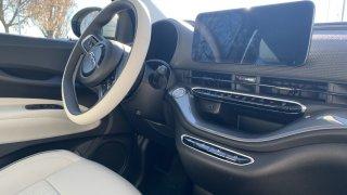 Fiat 500e vypínání airbagu