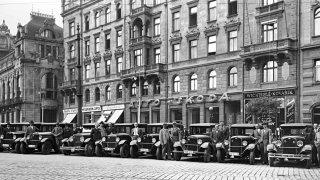 Jak vypadala prodejní a servisní síť L&K/Škoda v prvorepublikovém Československu?