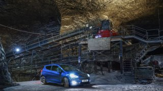Ford Fiesta ST Undertrack