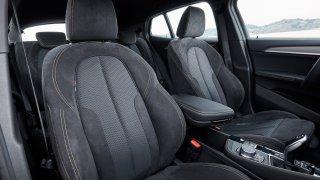 BMW X2 - atlet v dobré kondici 6
