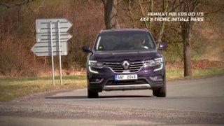 Recenze francouzského SUV Renault Koleos DCI 175 4x4 X-Tronic Initale Paris