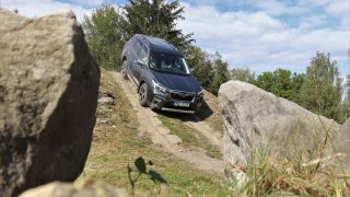Subaru Forester, XV a Outback v terénu fungují skoro jako offroad. Zvládlo by tohle vaše SUV?
