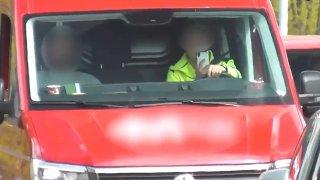 Policie u tragické nehody na Strakonické tvrdě zakročila proti čumilům. Rozdala několik pokut