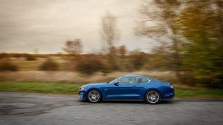 Ford Mustang jízdní 13