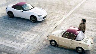 Od rychlých špuntů k ještě rychlejším autům. Mazda začínala jako Toyo Cork Kogyo, továrna na korek