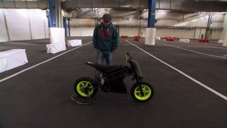 Reportáž z Pitlandu a recenze elektrického pitbiku ePIT