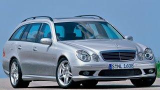 Mercedes-Benz E W211 (2002-09)