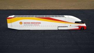 Shell spolupracuje na vývoji superúsporného náklaďáku