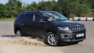 Test kompaktního SUV Jeep Compass: Američan prošel evropskou transformací. Pro někoho deformací