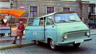 Poklady stodol a garáží: Proklínaná Škoda 1203 se vyráběla přes čtyřicet let. Dnes stojí i sto tisíc
