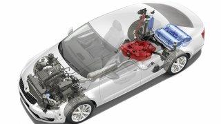 Auta na CNG jsou ekologická, koncern VW s nimi přesto končí. Seat bude místo nich dělat koloběžky