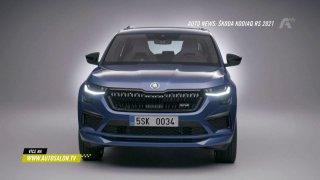 Auto news: BMW i4, Škoda Kodiaq RS a Chevrolet Bolt