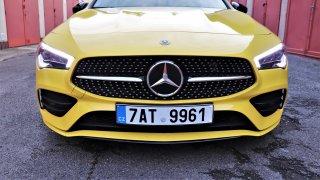 Mercedes CLA 220 kupé