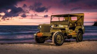 Značku Jeep proslavila armáda. Dodnes je legendární Willys vnímán jako válečný vítěz