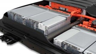 Elektromobil baterie