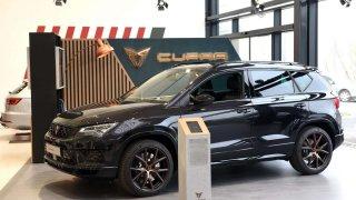 CUPRA otevírá první dealerství v České republice