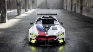 BMW M8 GTE ukazuje, jak bude vypadat budoucí řada 8