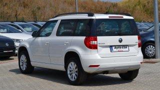 První SUV od Škody si v bazarech drží cenu - Škoda Yeti