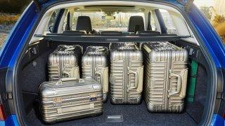 Když na prázdniny, tak s pořádným kufrem! Tohle jsou prostorné vozy na léto