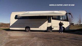 Test obytného vozu Morelo Empire Liner