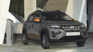 Dacia Spring bude prvním lidovým elektromobilem v Česku. Ujede skoro 300 km na jedno nabití