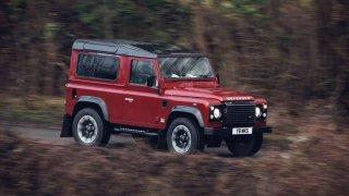 Defender Works V8 oslavuje 70. výročí značky Land Rover. Sběratelská edice 150 kusů modelu Defender nese označení 70th Edition.