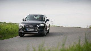 Nové Audi Q5 v pohybu 4