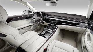 Nové Audi A8 v prodloužené luxusní verzi L. 3