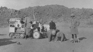 Citroën po 100 letech opět přejede Saharu. Tentokrát elektromobilem