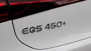 Mercedes-Benz EQS 450+