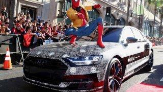 Audi A8 čtvrté generace 7